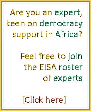 Click here for EISA's database of experts