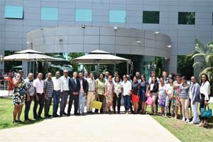 Capacity-building workshop for National Assembly assistants participants