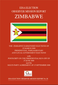 2008 Harmonised Elections EOM report